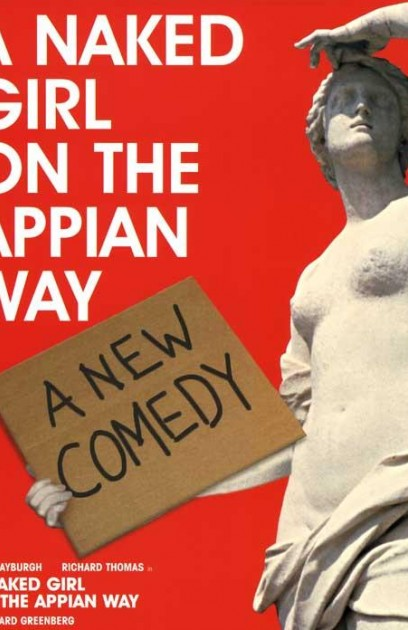 A Naked Girl on the Appian Way