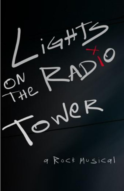 Lights on the Radio Tower