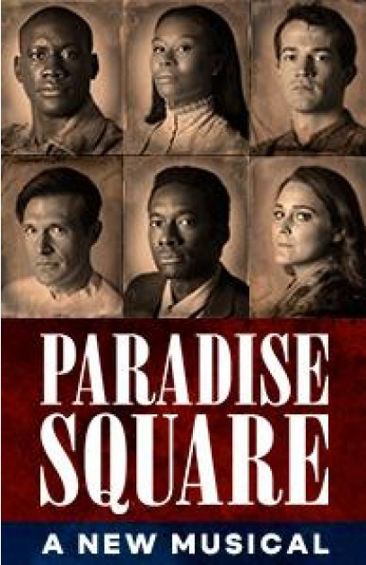 Paradise Square: A Musical for America