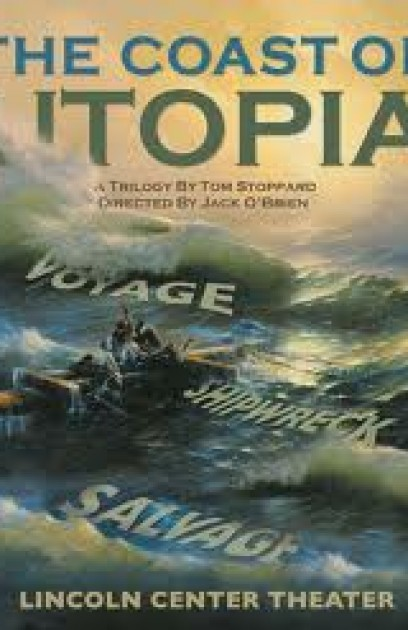 "The Coast of Utopia ""Part Two - Shipwreck"""