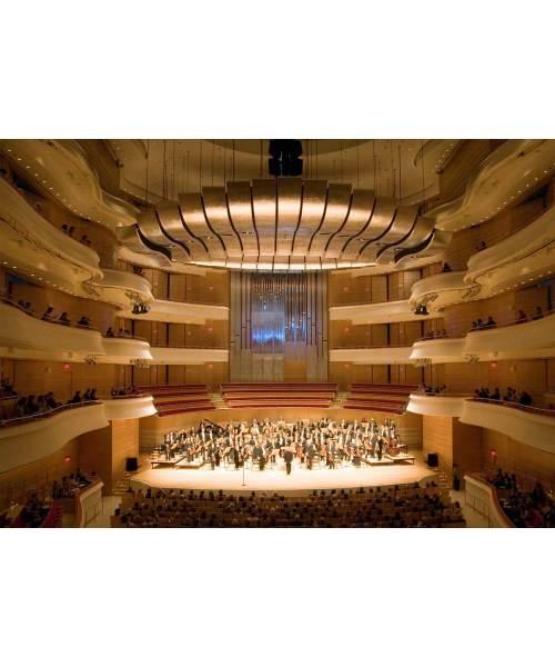Segerstrom Center, Costa Mesa, CA - Theatrical Index