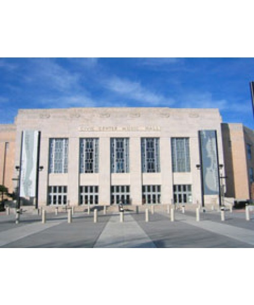 Civic Center Music Hall, Oklahoma City, OK - Theatrical