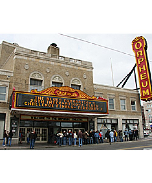 Orpheum Theatre (TN), Memphis, TN - Theatrical Index