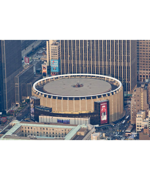 theater at madison square garden - Madison Square Garden Theater